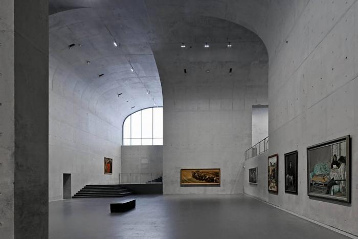 Long Museum West Bund, Shanghai, China, 2014 Project Design: LIU Yichun, CHEN Yifeng, WANG Longhai/Atelier Deshaus