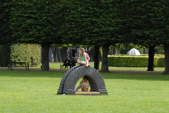 Kongens Have i København 2010