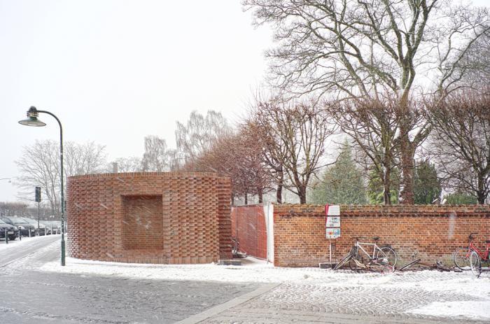Hestetorvet i Roskilde, ny toiletbygning