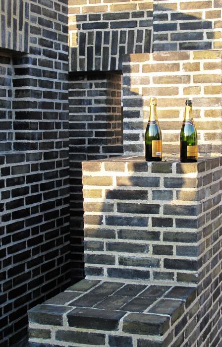 Indvielse af Winding Wall